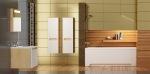 Ravak Side column SB-350 Classic R cappuccino/white X000000957