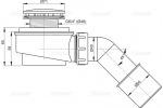 AlcaPlast A471cr d60