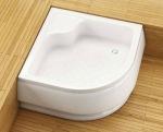 Aquaform 200-18601 STANDARD R500 800х800 Білий