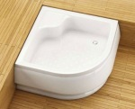 Aquaform 200-18602 STANDARD R500 900х900 Білий