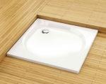 Aquaform 201-06909 DELTA 90 1000х1000 Білий