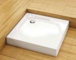 Aquaform 201-06911 DELTA 90 900х900 Білий