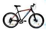 Ardis COLORFUL 26 /рама 21 чёрно оранжевый