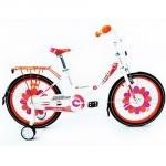 Ardis 20 LILLIES BMX 20 Бело-оранжевый глянец