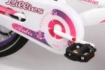 Ardis LILLIES BMX  20 бело-сереневый глянец