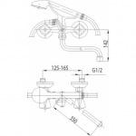 Armatura 304-198-00 STANDARD (рукоятка B)