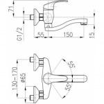 Armatura 4210-810-00 KRZEM