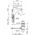 Armatura 4502-815-00 SALIT