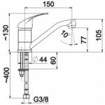 Armatura 543-915-00 JASPIS