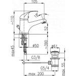 Armatura 5512-855-00 ECOKRAN (ручка Atut)