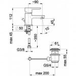 Armatura 5522-815-00 GRANAT