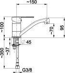 Armatura 5912-914-00 MOHIT