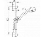 Armatura 841-140-00 SYMETRIC