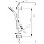 Armatura 841-355-00 TALIA