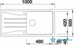 Blanco 519694 SONA XL 6S