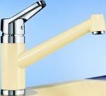 Blanco ACTIS ceramic 514977 хром/ваниль