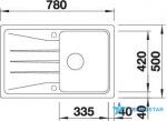 Blanco SONA 45S  519669