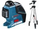Bosch GLL 3-80 P + BS 150 + вкладка под L-Boxx 0601063306