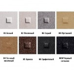 Brenor MONACO 8M- темный металик