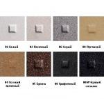 Brenor SOLANO 20 8M- темный металик