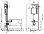 Cersanit Aqua 02 Mech Box