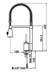 Franke JOY COCKTAIL хром (115.0029.591)