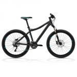 Ghost MISS 8000 grey/black/petrol RH52 2013