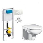 Gustavsberg GB114330201231 4330 ARTic+ Soft Close/QR-9M16S101+Viega+606688 Eco+460440 Eco Plus/Eco+654498 Visign for Style 13