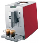 Jura ENA 5 coffee cherry red