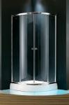 Koller Pool NF80 800x800x1850 white; grape