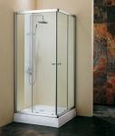 Koller Pool NC90 900x900x1850 chrome; grape