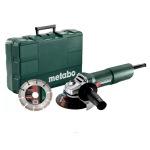 Metabo W 750-125 Set 603605690
