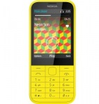 Nokia 225 DS Yellow