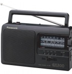 Panasonic RF-3500E9-K (Радиориемник)