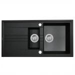 Perfelli SANTINO PGS 5161-96 BLACK METALLIC