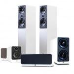 Q Acoustics 2020i-2050i-2000iC-2070iS  White