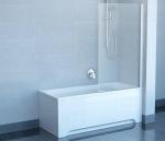 Ravak CVS1-80 L/R белый +Transparent 7QL40100Z1/7QR40100Z1