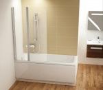 Ravak CVS2-100L/R white (Transparent) 7QLA0100Z1/7QRA0100Z1