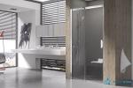 Ravak MSD2-110 Matrix R/L white+Transparent 0WPD0100Z1/0WLD0100Z1