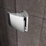 Ravak Pivot PDOP1-80 white/white Transparent 03G40101Z1