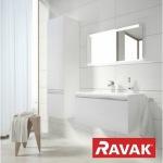 Ravak SB-400 L/R Clear white/white X000000761/X000000763