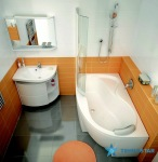 Ravak SDU Rosa Comfort L/R white/white X000000328/X000000329
