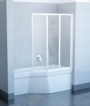 Ravak VS3 115  Transp  White 795S0100Z1