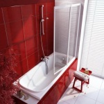 Ravak Vanda II 150x70 + гидромассажная система Relax Pro