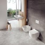 Ravak WC Uni Chrome RimOff hangwall white X01535