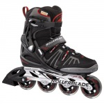 Rollerblade SPARK COMP black/red (07311400 741 270)