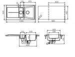 Schock Opus D150 avorio 92
