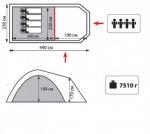 Totem TTT-006.09 Палатка Catawba