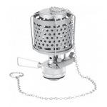 Tramp TRG-014 Лампа с пьезоподжигом и металлическим плафоном, в футляре