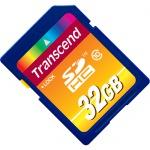 Transcend SDHC 32 GB CLASS 10